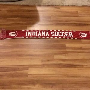 Accessories - IU Hoosier Army Indiana Soccer scarf